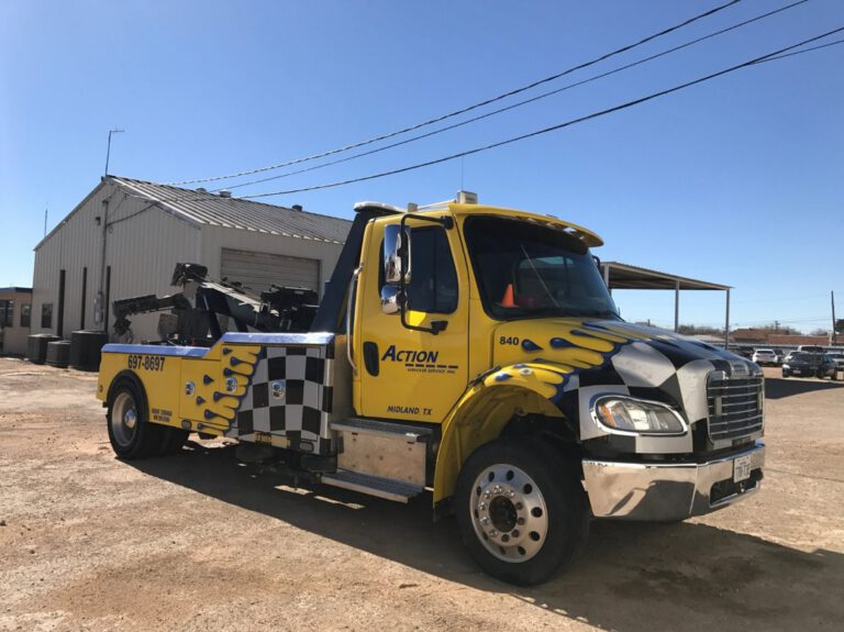 flatbed towing Midland